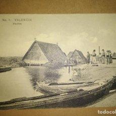 Postales: VALENCIA, ALBUFERA, EDICION EBP. Lote 89386748