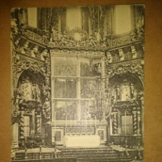 Postales: VALENCIA, ALTAR MAYOR DE LA BASILICA CATEDRAL, EDICION EBP. Lote 89390288