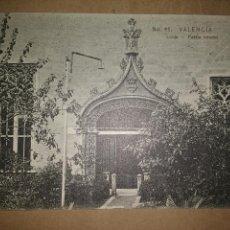 Postales: VALENCIA, LONJA, INTERIOR, EDICION EBP. Lote 89390596