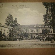 Postales: VALENCIA, CUARTEL DE CABALLERIA, EDICION EBP. Lote 89390728