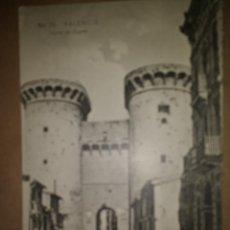 Postales: VALENCIA, TORRE DE CUARTO, EDICION EBP. Lote 89390784