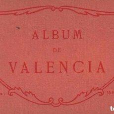 Postales: ALBUM POSTAL DE VALENCIA 5ª SERIE - 20 POSTALES EN LIBRILLO / FOTPIA. THOMAS. P.MUNDI/VALENCIA-003. Lote 89456372