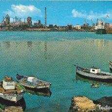 Postales: == A33 - POSTAL - PUERTO DE SAGUNTO - PUERTO. Lote 89532956