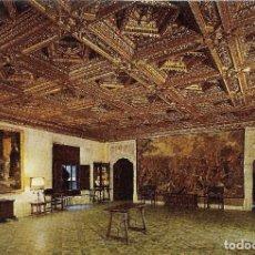 Postales: == A52 - POSTAL - VALENCIA - PALACIO DE LA GENERALIDAD - SALON DORADO - SIN CIRCULAR. Lote 90055756
