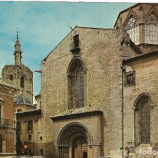 Postales: == A54 - POSTAL - VALENCIA - PLAZA DE LA ALMOYNA - SIN CIRCULAR. Lote 90056208