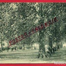 Postales: POSTAL VALENCIA , UTIEL , PASEO DE LAS DELICIAS , ORIGINAL , P86053. Lote 90446799