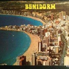 Postales: BENIDORM - PANORÁMICA. Lote 91516400