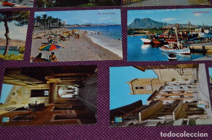 Postales: LOTE DE 42 POSTALES ANTIGUAS - ALICANTE Y PROVINCIA - PRECIOSAS, MUY ANTIGUAS - AÑOS 60 - HAZ OFERTA - Foto 7 - 91577085