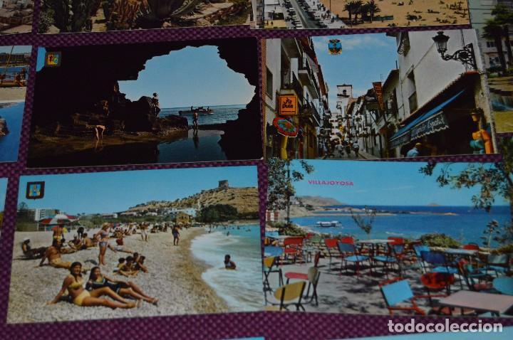 Postales: LOTE DE 42 POSTALES ANTIGUAS - ALICANTE Y PROVINCIA - PRECIOSAS, MUY ANTIGUAS - AÑOS 60 - HAZ OFERTA - Foto 9 - 91577085