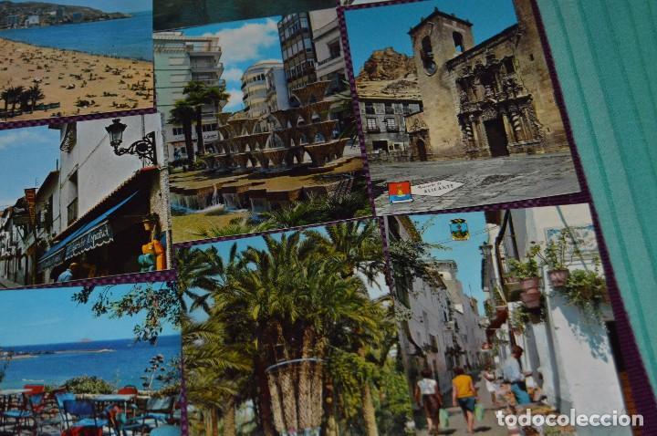 Postales: LOTE DE 42 POSTALES ANTIGUAS - ALICANTE Y PROVINCIA - PRECIOSAS, MUY ANTIGUAS - AÑOS 60 - HAZ OFERTA - Foto 12 - 91577085