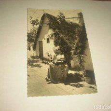 Postales: VALENCIA 80. UNA BARRACA TÍPICA . GARRABELLA, SIN CIRCULAR .. Lote 92385995