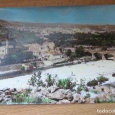 Postales: POSTAL FOTOGRÁFICA COLOREADA. VISTA GENERAL. SONEJA. CASTELLÓN.. Lote 93781240