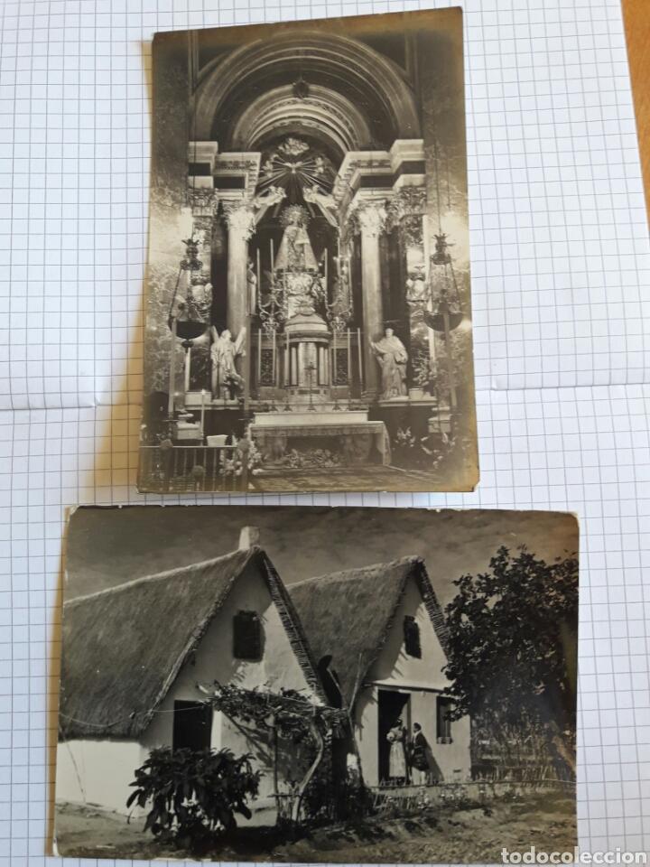LOTE 2 POSTALES VALENCIA 1952 (Postales - España - Comunidad Valenciana Moderna (desde 1940))