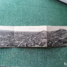 Postales: LIRIA ( VALENCIA ) ( MAGNIFICA POSTAL TRIPLE ) - NO CIRCULADA// ( NOV4 ). Lote 95510387