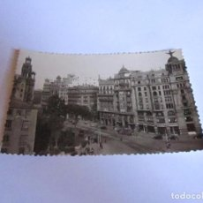 Postales: VALENCIA AVENIDA MARQUÉS DE SOTELO. Lote 95754735