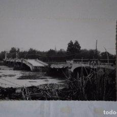 Postales: VALENCIA PUENTE DE LA EXPOSICION 1957. Lote 95770491