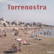Postais: POSTAL PASEO Y PLAYA TORRENOSTRA. TORREBLANCA. CASTELLON. Lote 95776331