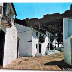 Postales: SAGUNTO (VALENCIA). 7 CALLE TÍPICA Y SUBIDA AL CASTILLO. SUBIRATS CASANOVAS. NUEVA. Lote 96103419