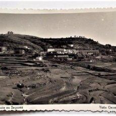 Postales: FUENTE EN SEGURÉS (CASTELLÓN). 28 VISTA GENERAL. USADA CON SELLO.. Lote 96106343