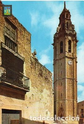 ALCALÀ DE XIVERT - 2 TORRE DEL CAMPANARIO (Postales - España - Comunidad Valenciana Moderna (desde 1940))