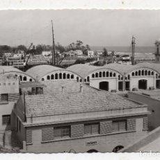 Postales: GANDÍA. EL PUERTO.. Lote 96161943