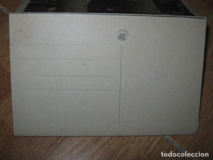 Postales: LIBRO ALBUM DE 12 POSTALES ANTIGUAS VALENCIA HUECOGRABADO 2º SERIE CALLES - Foto 4 - 96645807