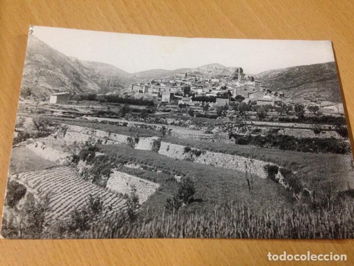 ANTIGUA POSTAL BEGIS CASTELLÓN LA INDUSTRIAL FOTOGRAFICA VALENCIA (Postales - España - Comunidad Valenciana Antigua (hasta 1939))