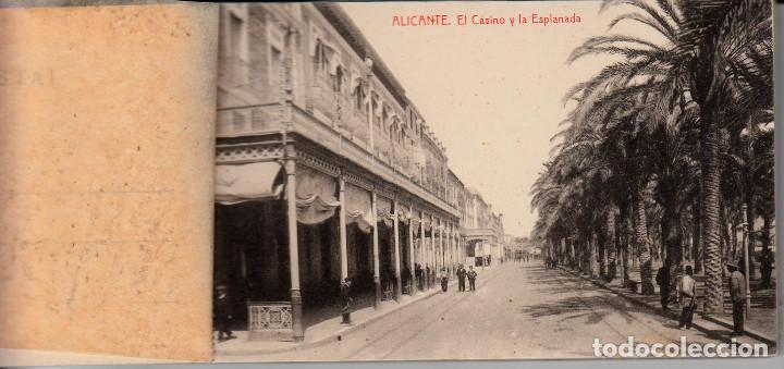 Postales: TACO -ALBUM VISTAS ALICANTE FOT.THOMAS CON 20 POSTALES ----OCASIÓN---- - Foto 4 - 97990583