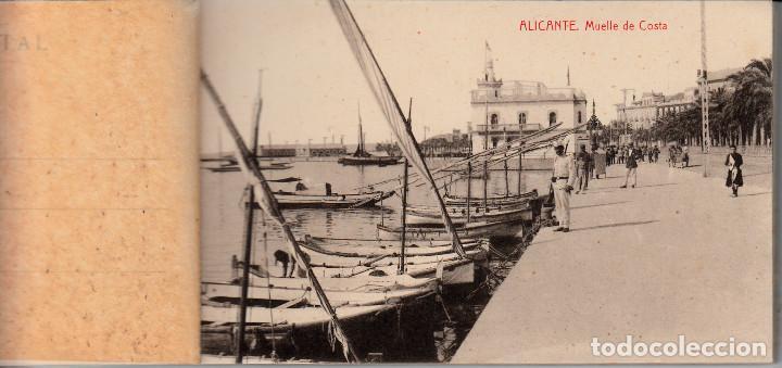 Postales: TACO -ALBUM VISTAS ALICANTE FOT.THOMAS CON 20 POSTALES ----OCASIÓN---- - Foto 5 - 97990583