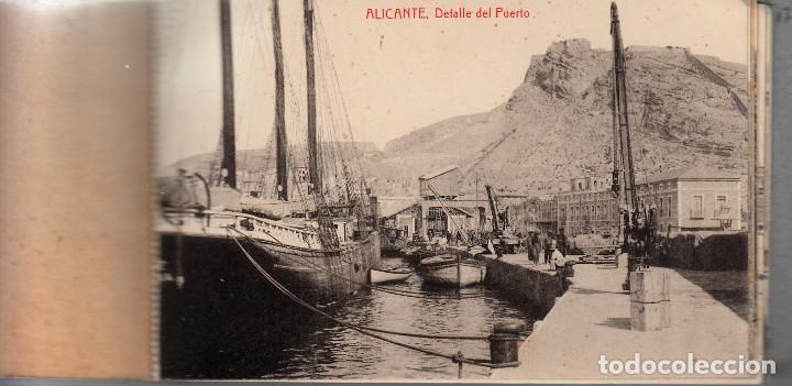 Postales: TACO -ALBUM VISTAS ALICANTE FOT.THOMAS CON 20 POSTALES ----OCASIÓN---- - Foto 6 - 97990583