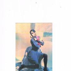 Postales: POSTAL ANTIGUA COMUNIDAD VALENCIANA SIN CIRCULAR VALENCIA MARTA ESPAÑOL PUBLICITARIA. Lote 98083679