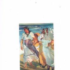 Postales: POSTAL ANTIGUA COMUNIDAD VALENCIANA SIN CIRCULAR VALENCIA PESCADORAS VALENCIANAS MUSEO SOROLLA. Lote 98083739
