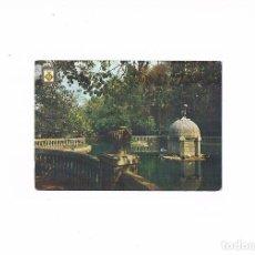 Postales: POSTAL ANTIGUA COMUNIDAD VALENCIANA SIN CIRCULAR CASTELLON DE LA PLANA PARQUE DE RIBALTA. Lote 98084099