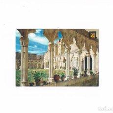 Postales: POSTAL ANTIGUA COMUNIDAD VALENCIANA SIN CIRCULAR CASTELLON MORELLA CONVENTO DE SAN FRANCISCO. Lote 98084139