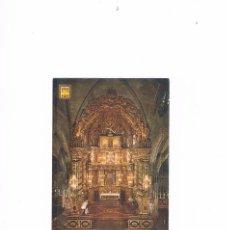 Postales: POSTAL ANTIGUA COMUNIDAD VALENCIANA SIN CIRCULAR CASTELLON MORELLA IGLESIA ARCIPRESTAL. Lote 98084319
