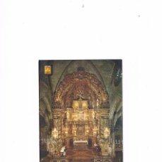 Postales: POSTAL ANTIGUA COMUNIDAD VALENCIANA SIN CIRCULAR CASTELLON MORELLA IGLESIA ARCIPRESTAL. Lote 98084691