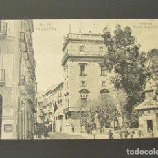 Cartes Postales: POSTAL VALENCIA. AUDIENCIA. PALACIO DE JUSTICIA. . Lote 98545807