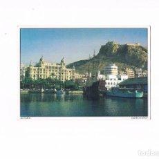 Postales: POSTAL ANTIGUA SIN CIRCULAR COMUNIDAD VALENCIANA COSTA BLANCA ALICANTE CASTILLO SANTA BARBARA. Lote 98953003