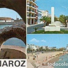 Postales: VINAROZ - 809 PLAZA TOROS - PLAYA - PASEO. Lote 99452443