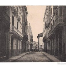 Postales: BURRIANA (CASTELLÓN)-. CALLE MAYOR. Lote 100230951