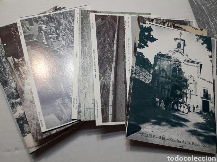 Postales: Postales en La Historia de la Provincia de Alicante en caja original - Foto 2 - 100467812