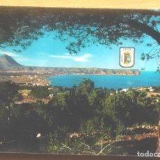 Postales: JAVEA - VISTA PANORAMICA. Lote 101598503