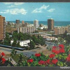 Postales: 6821 - ALICANTE - PLAYA DE SAN JUAN - ED. BEASCOA 1970 - CIRCULADA 1971 -. Lote 101836127