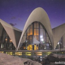 Postales: POSTAL OCEANOGRAFICO. CIUDAD DE LAS ARTES Y LAS CIENCIAS. VALENCIA. Lote 180265658