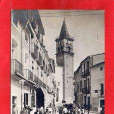 Postales: VILLENA. SANTA MARIA. FOTOGRÁFICA. Lote 103133327