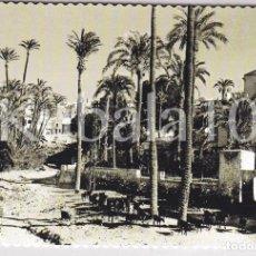 Cartoline: POSTAL CREVILLENTE (ALICANTE) TROQUELADA ·· RAMBLA DE CREVILLENTE ·· FOTO AGUSTIN. Lote 103780563