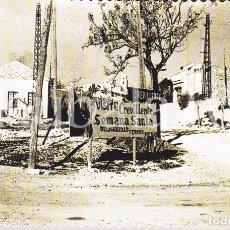 Cartoline: POSTAL CREVILLENTE (ALICANTE) TROQUELADA ·· CARTEL SEMANA SANTA ·· FOTO AGUSTIN. Lote 103780663