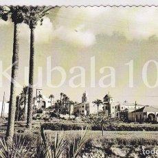 Cartoline: POSTAL CREVILLENTE (ALICANTE) TROQUELADA ·· VISTA PARCIAL ·· FOTO AGUSTIN. Lote 103780851