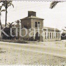 Cartoline: POSTAL CREVILLENTE (ALICANTE) TROQUELADA ·· CASA DE LAS PERSIANAS ·· FOTO AGUSTIN. Lote 103780879