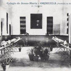 Postales: P- 7814. POSTAL COLEGIO JESUS-MARIA, ORIHUELA, ALICANTE Nº26, COMEDOR.. Lote 103911711